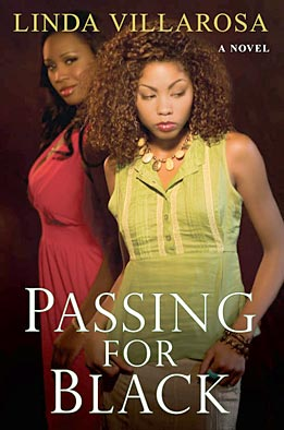 Passing for black cover art