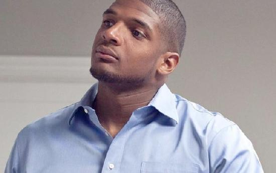 A Kiki with Michael Sam
