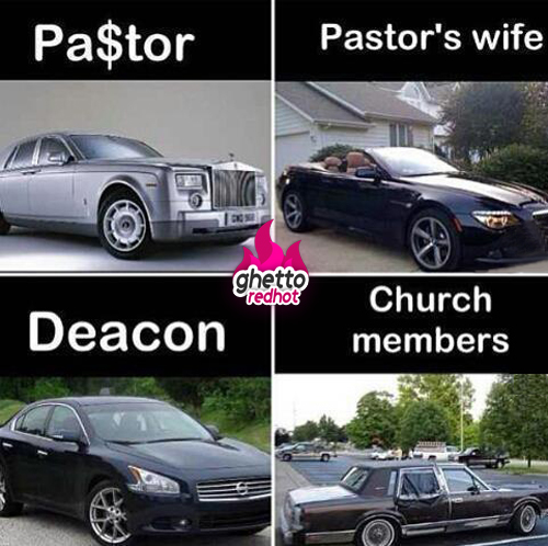 church cars